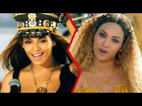 The Evolution of Beyoncé