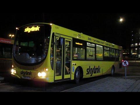 Scania L94UB / Wright Solar FN04HTV Kinch Skylink