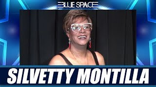 Blue Space Oficial - Matine - Silvetty Montilla - 26.05.19