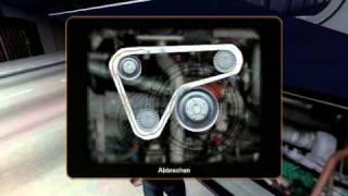 Bus & Cablecar Simulator - V-Belt Repair