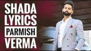 -taur-naal-shada-full-songs-parmish-verma-desi-crew-latest-punjabi-songs-2018