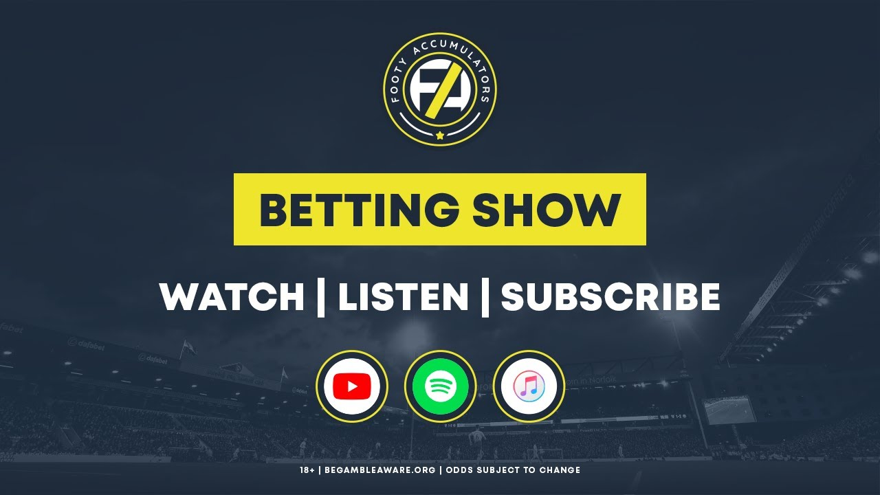 THE BETTING SHOW | Gameweek #33