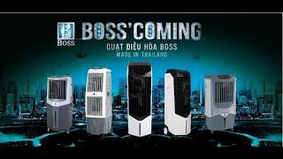Quạt Điều Hòa Boss S106 giá rẻ chất lượng cực mát thương hiệu Thái Lan - tiết kiệm điện