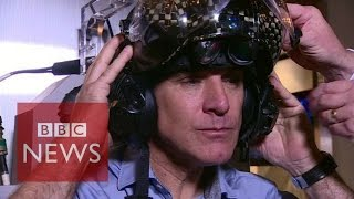 What can a £263k/$400k F35 helmet do? BBC News