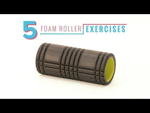 Equip Yourself: 5 Foam Roller Exercises