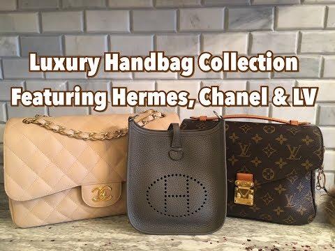 My Entire Designer/Luxury Handbag Collection!!! featuring Hermès, Chanel, Prada, Louis Vuitton...