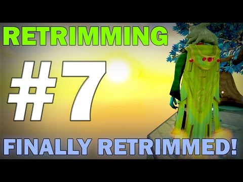 Retrimming | Episode 7 [FINALLY RETRIMMED! | NEW SKYBOX GRAPHICS] Runescape 3 Gameplay