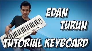 Tutorial Keyboard Dangdut Koplo Edan Turun