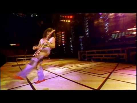 Van Halen - Panama Music Video 1984