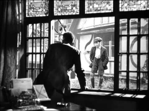 Powell Michael, Pressburger Emeric - (1944) A Canterbury Tale -- window scene