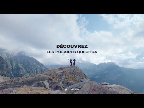 Vidéo La Polaire Quechua, la chaleur depuis 1987