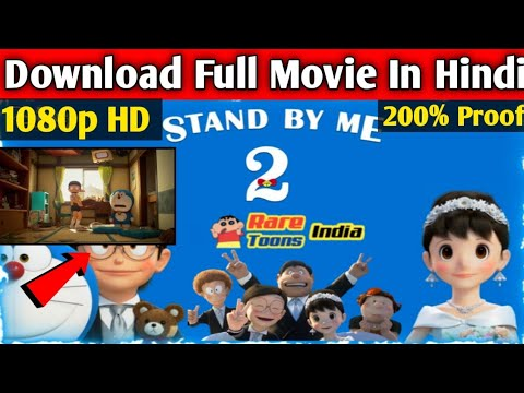 Download 🔴Live Proof   How To Download Doraemon Stand By Me 2 Full Movie In Hindi   2021   New 🔥🔥🔥