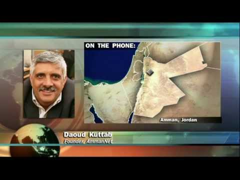 Online shutdown in Jordan showcases governmental control