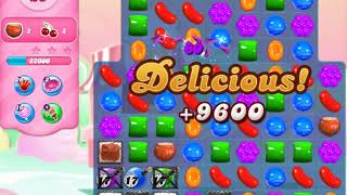 Candy Crush Saga   level 502 no boosters
