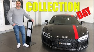 Collection Day - Audi R8 Rws V10 - Road Test Review