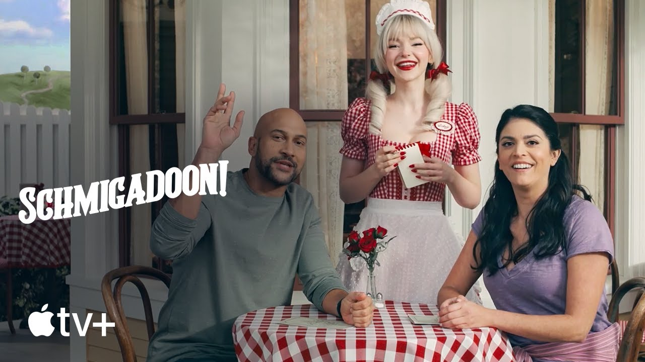 Schmigadoon! — Corn Puddin' Singalong   Apple TV+