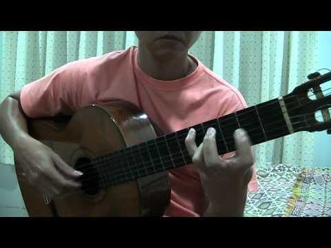 Canon in D (Classical Guitar)
