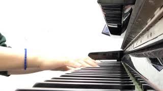 [Piano cover] 비투비 블루(BTOB-Blue) - 비가 내리면(When it rains)