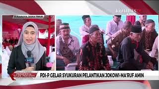 PDIP Gelar Syukuran Kemenangan Jelang Pelantikan