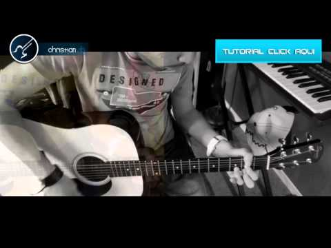... guitarra de Sin Bandera ACORDES Y LETRA guitarra acústica tutorial