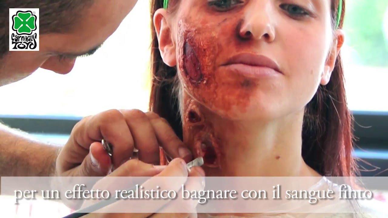 TUTORIAL TRUCCO LATTICE LIQUIDO E CERA MODELLABILE (ART. 7053) - YouTube 98221a84e44c