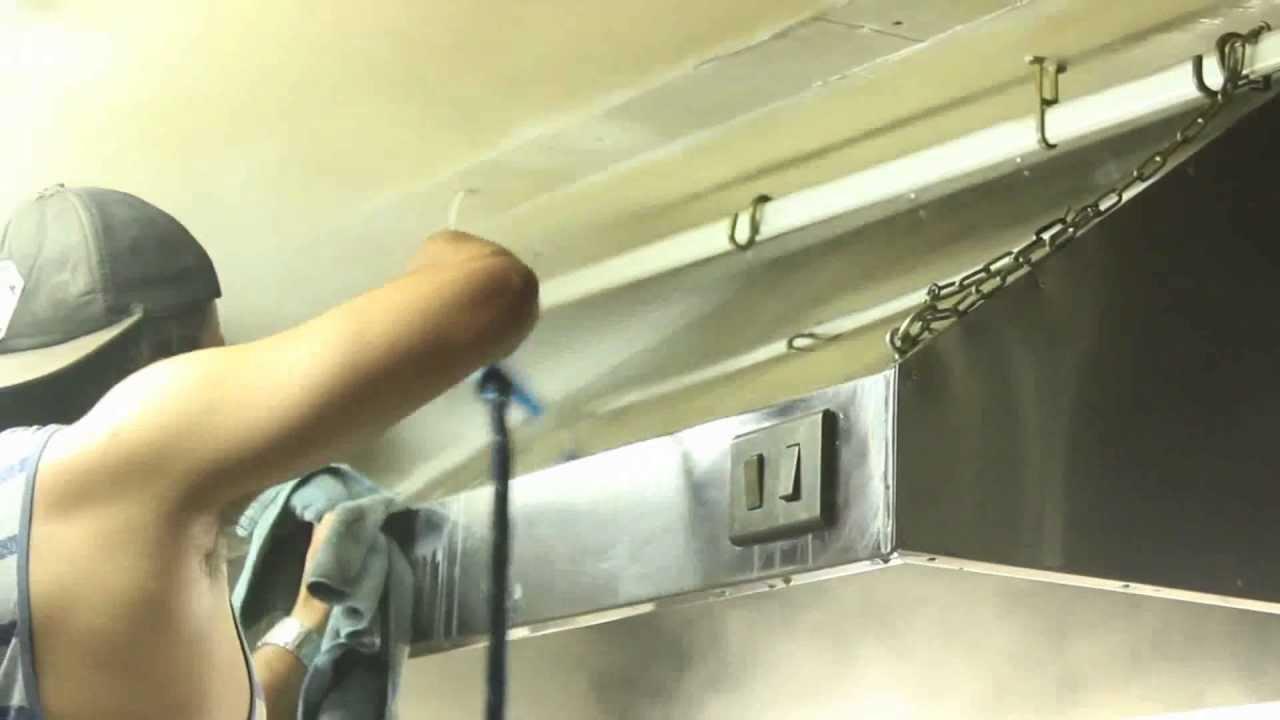 Full steam antofagasta demostraci n de limpieza a vapor - Robot de limpieza a vapor ...