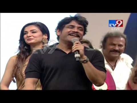 I have no issues with Balakrishna : Nagarjuna @ TSR-TV9 National Film Awards !