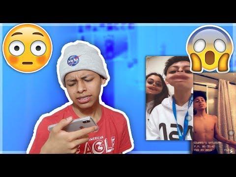 exposing-my-snapchat-memories!!