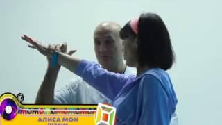 Алиса Мон в НАДО Medical Fitness на телеканале Music Box