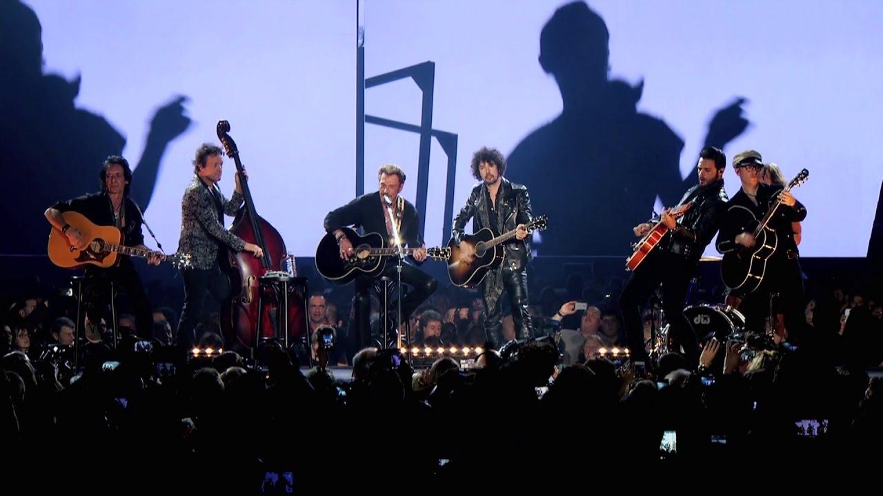 Johnny Hallyday – Rester Vivant Tour (TEASER)