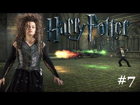 Bellatrix & Greyback greifen an!! | Harry Potter und der Halbblutprinz #7