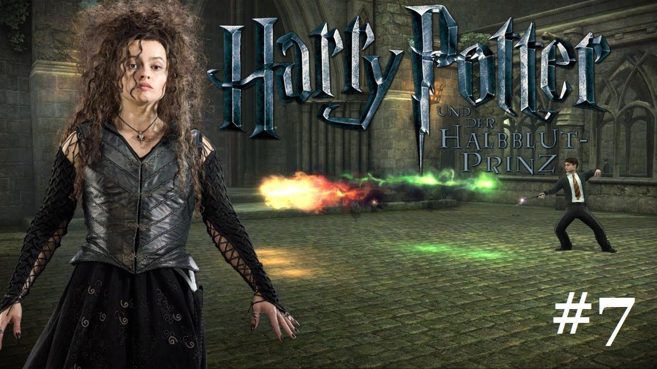 harry potter und der halbblutprinz pc spiel