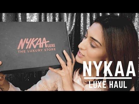 Nykaa Luxe Haul Video