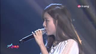 Simply K-Pop - Ep103C11 Chen and ZhangLiYin - Breath/ 심플리케이팝, 첸, 장리인, 숨소리