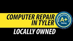 Computer Repair In Tyler Texas | ETV Software
