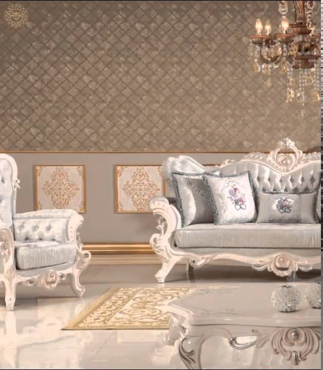 Turkish Sofa Sets By Algedra Trading And Furniture Youtube