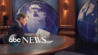 Remembering legendary PBS news anchor Jim Lehrer