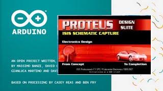 Скачать Cara Menambahkan Arduino Pada Simulator Proteus 8 Profsional