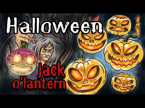 ฮาโลวีน!! l ตำนานหัวฟักทอง แจ็คโอ&39;แลนเทิร์น!! l Halloween!! l Jack O&39; Lantern!! l ผียุโรป!!