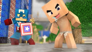 Minecraft - WHO'S YOUR DADDY? - Bebe Doido na Guerra Civil ( Civil War )
