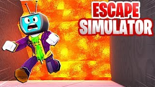 Escape Simulator In Roblox