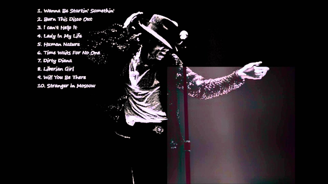 Michael Jackson Playlist