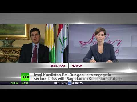 Kurds sacrificed enough for independence, Baghdad won't stop