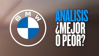 Nuevo logo de BMW 😱 Analisis del rediseño