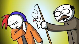 Про рыбалку... (сборник конкурсных работ аниматоров)
