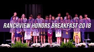 Ranchview Honors Breakfast | Congrats to Our Senior Graduates