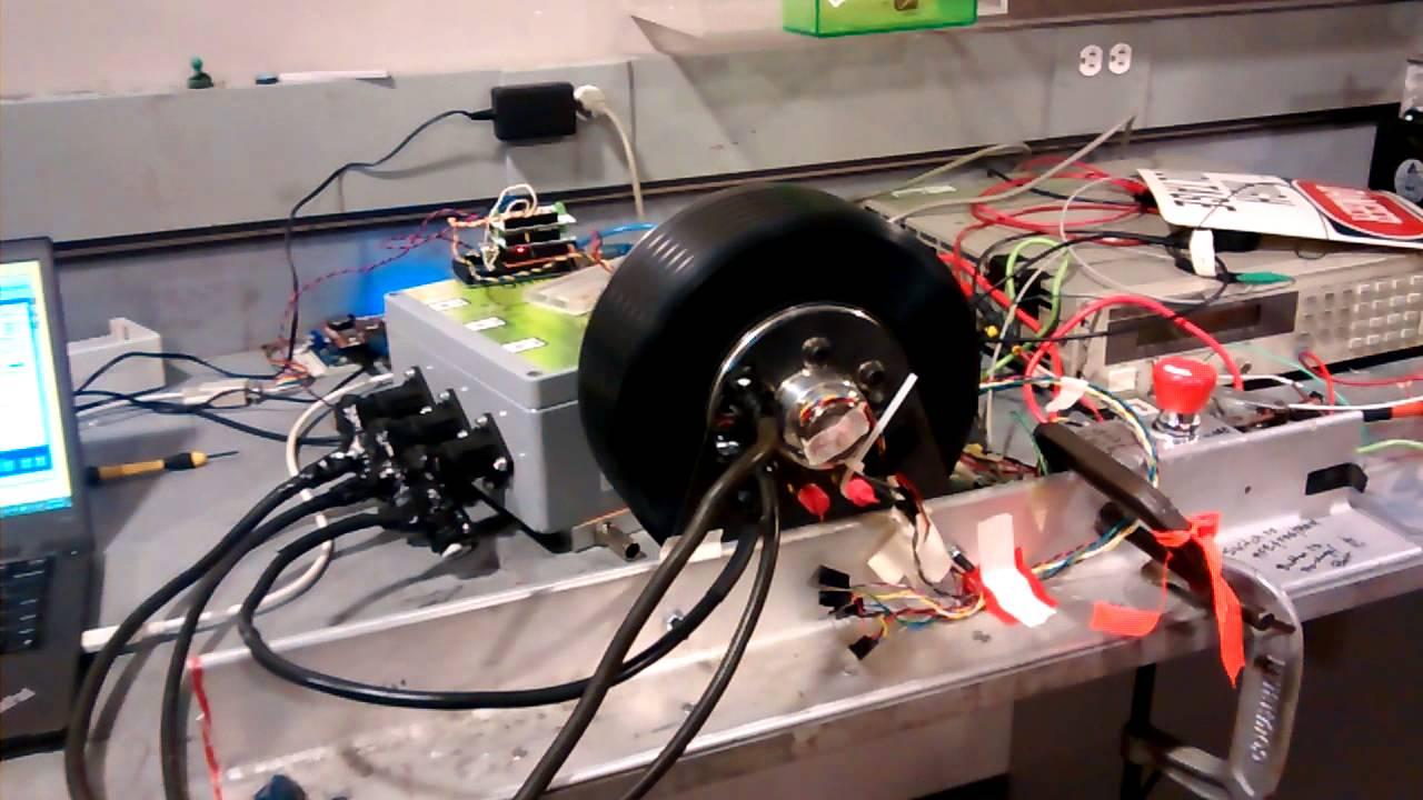 DFR Motor Test 2016