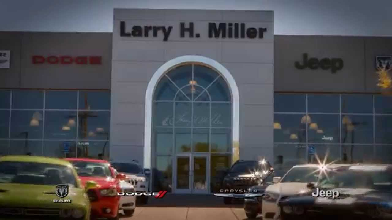 Larry H Miller Jeep >> Drive And Discover Dodge Larry H Miller Chrysler Jeep Dodge Ram