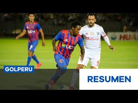 Alianza Huanuco Cienciano Goals And Highlights