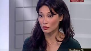 Марина Ким  в Пхеньяне голодающих нет, но про Интернет никто не знает